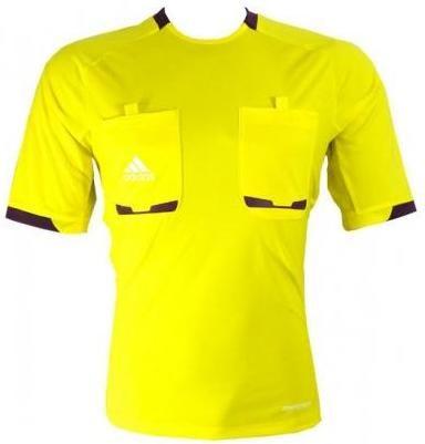 c039e7cd83e54 Camisa Árbitro Adidas 2012 (Amarela) - GLADIADOR - Equipamento para ...